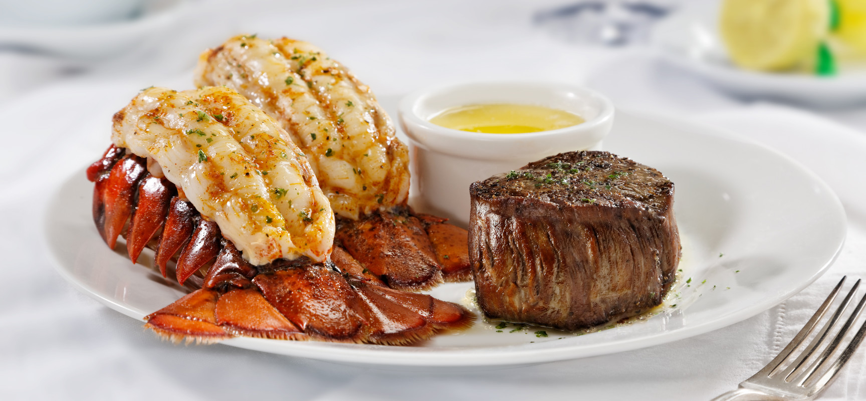 If you want steak, you want Ruth's Chris. At Ruth's Chris Steak House, your meal is specifically tailored to satisfy your exact desires. From the cut of choice beef to the preparation and perfect temperature, you'll wonder how you ever ate steak any other way.