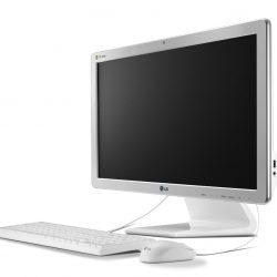 LG ChromeBase 22CV241-W 22-Inch All-in-One Cloud Desktop-1