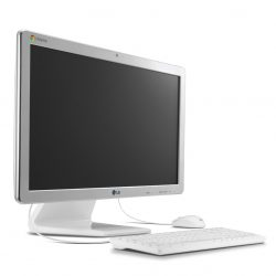 LG ChromeBase 22CV241-W 22-Inch All-in-One Cloud Desktop-2