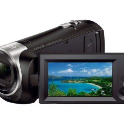 Sony HD Video Recording HDRCX405 Handycam Camcorder-1