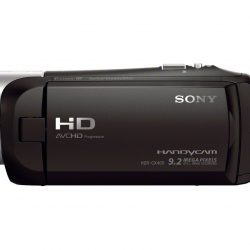 Sony HD Video Recording HDRCX405 Handycam Camcorder-0