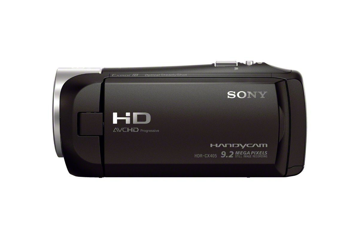 Sony HD Video Recording HDRCX405 Handycam Camcorder