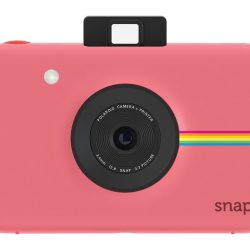 Polaroid Snap Instant Digital Camera (Pink) with ZINK Zero Ink Printing Technology-4