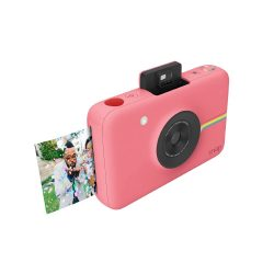 Polaroid Snap Instant Digital Camera (Pink) with ZINK Zero Ink Printing Technology-1