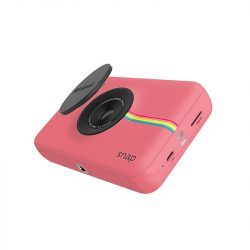Polaroid Snap Instant Digital Camera (Pink) with ZINK Zero Ink Printing Technology-0