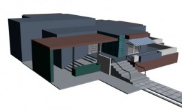 I will create Interior, Exterior and 3D Floor Plan