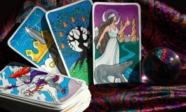 I will give you a five minute Tarot card reading