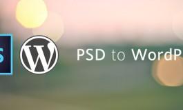I will convert PSD to WordPress Responsive