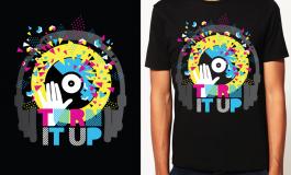 I will create T Shirt Design