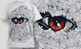 I will design cool T Shirt